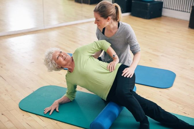 Hip Stretches and Myofascial Release