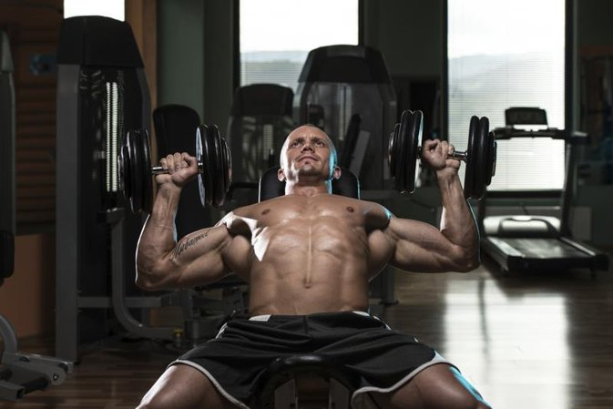 Chest and Triceps Workout Routine