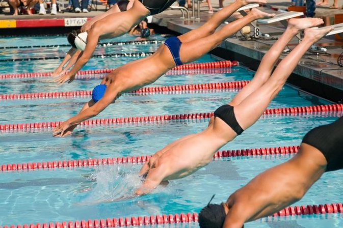How Drag Affects Swimmers