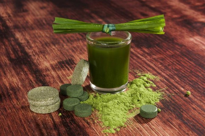 Wheatgrass Vs. Barley Greens