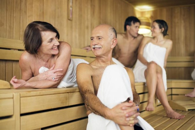How to Use a Steam Room With High Blood Pressure