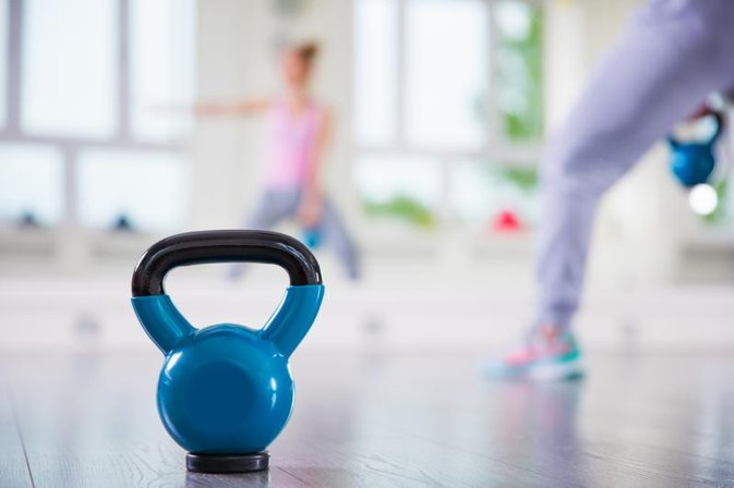 The Best Kettlebell Trap Exercise