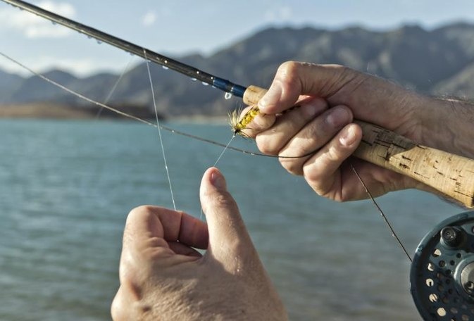 Recommended Knots for Braided Fishing Line