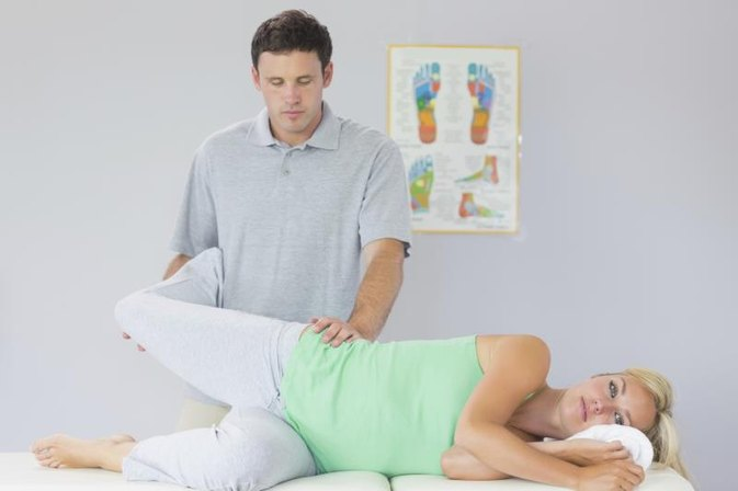 Stretches for a Strained Gluteus Minimus