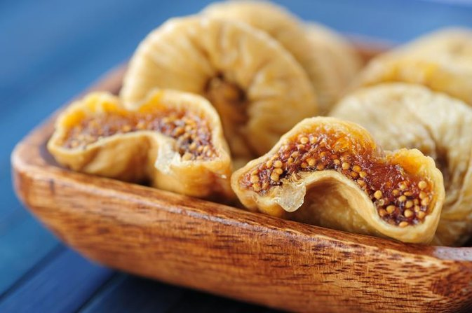 Are Dried Figs as Healthy as Fresh?