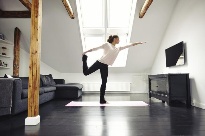 Full-Body Exercises at Home Without Weights