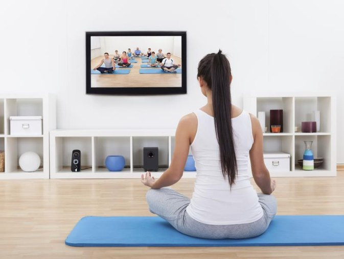 The Best Power Yoga DVDs