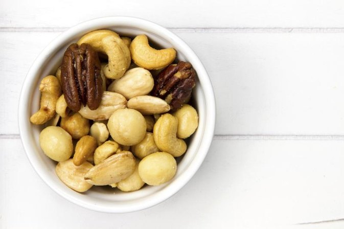 Can Eating Nuts Help You Gain Muscle?