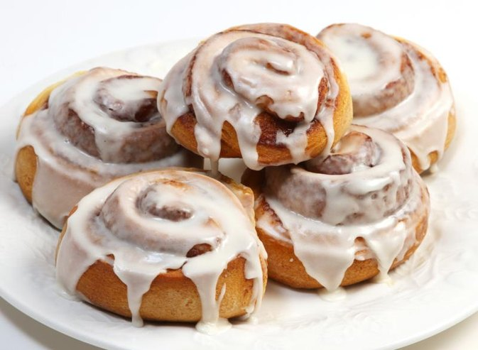 Nutritional Information of Pillsbury Cinnamon Rolls