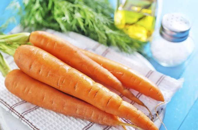 Carrots & Food Poisoning