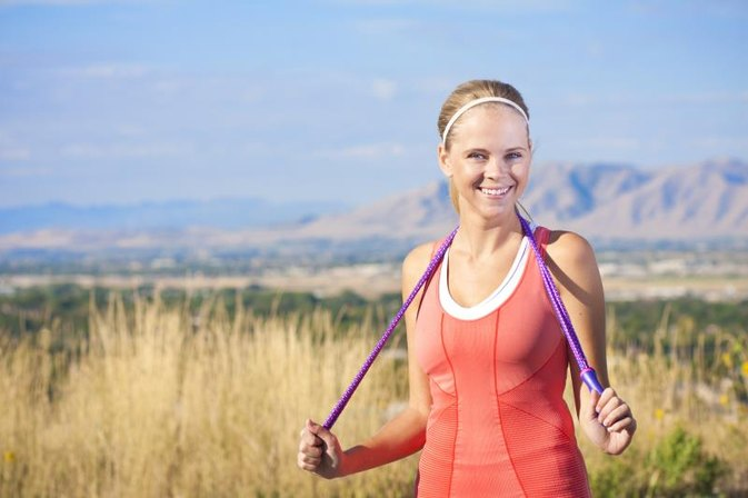 Does Jumping Rope Slim Your Thighs?