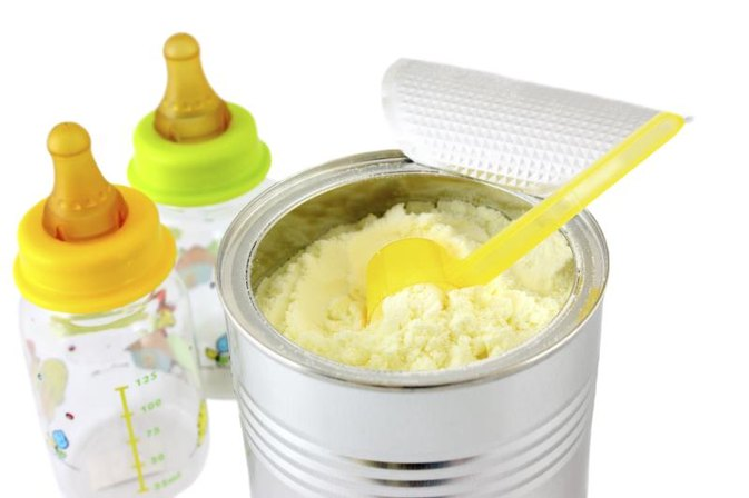Difference Between Infant & Toddler Formula