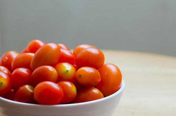 How to Skin Cherry Tomatoes