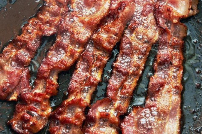 Sodium Nitrate in Bacon