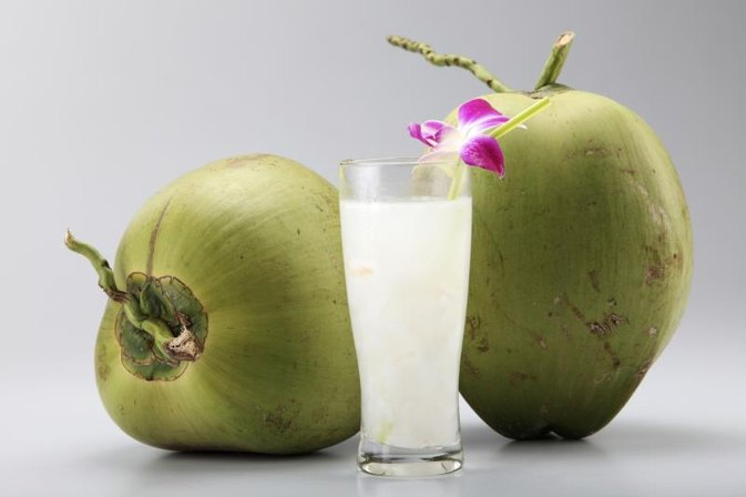 Coconut Water for a Diet