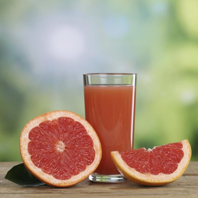 Gallbladder Cleanse With Grapefruit Juice