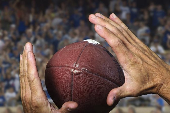 How Can I Get My Fingers To Be Stronger for Catching a Football?