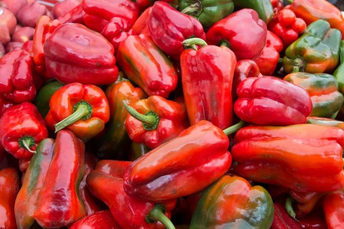 Do Red Bell Peppers Burn Fat?