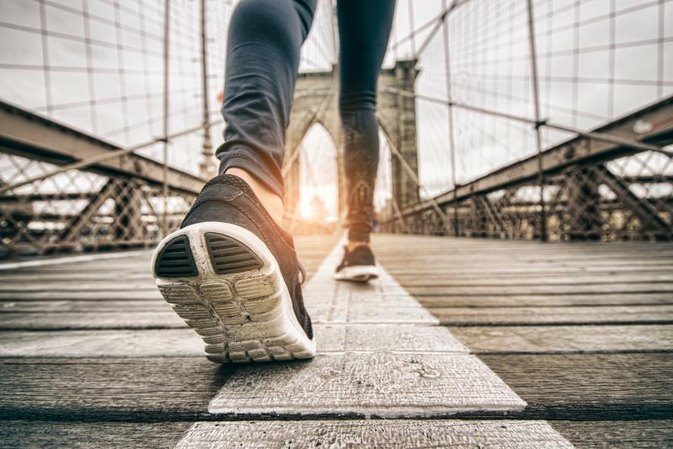 How Many Pounds a Week Can I Lose Walking 50 Minutes a Day?