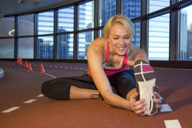 Beginners Leg Stretches for Splits