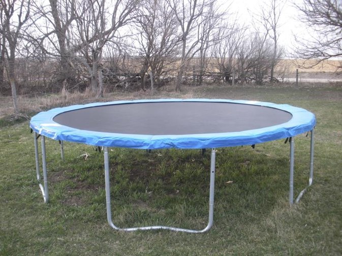 Exercising on a Trampoline While Pregnant