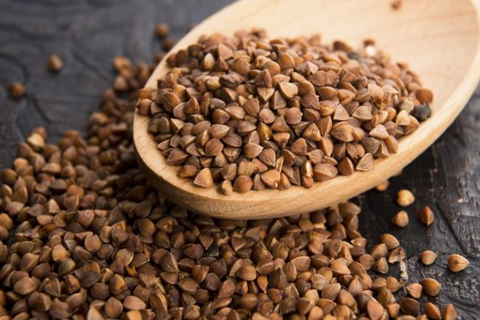 Raw Buckwheat Groats Nutritional Information