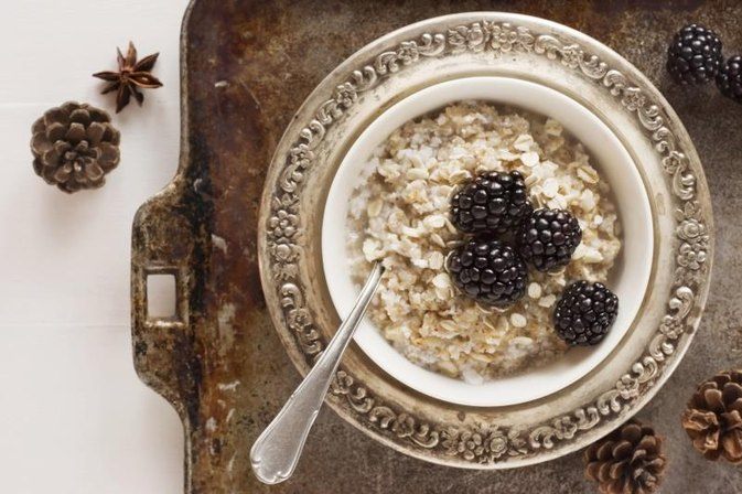 Oatmeal & Bodybuilding Diet