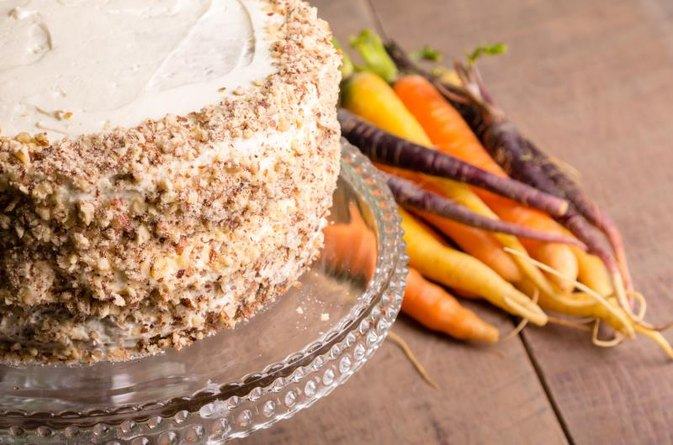 How to Make a Box Carrot Cake Extra Moist