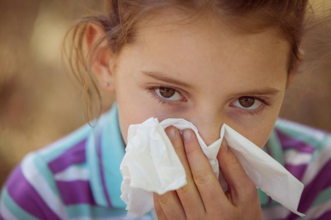 How to Relieve Nasal Congestion in Kids