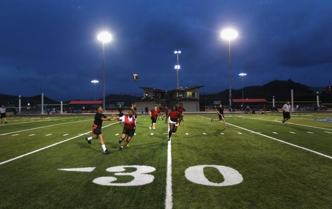 History of Flag Football