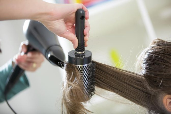 How to Turn Damaged Hair Into Straight Silky Hair