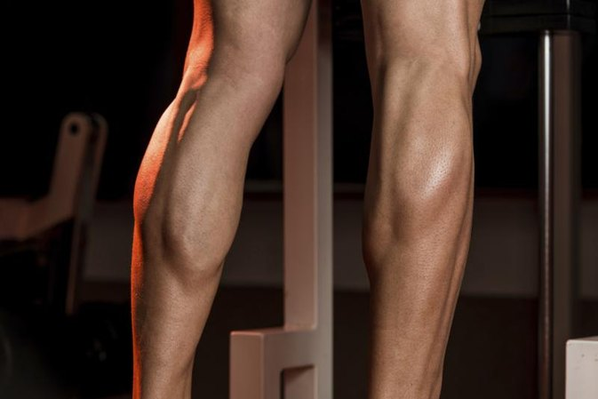 Causes of Sore Feet When Performing Calf Raises