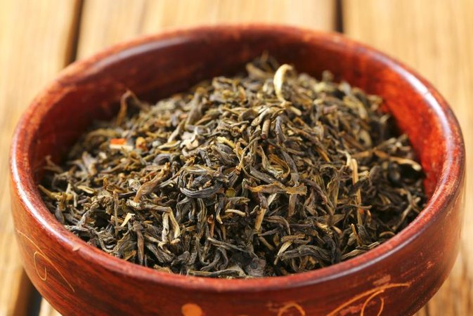 Jasmine Green Tea Nutrition