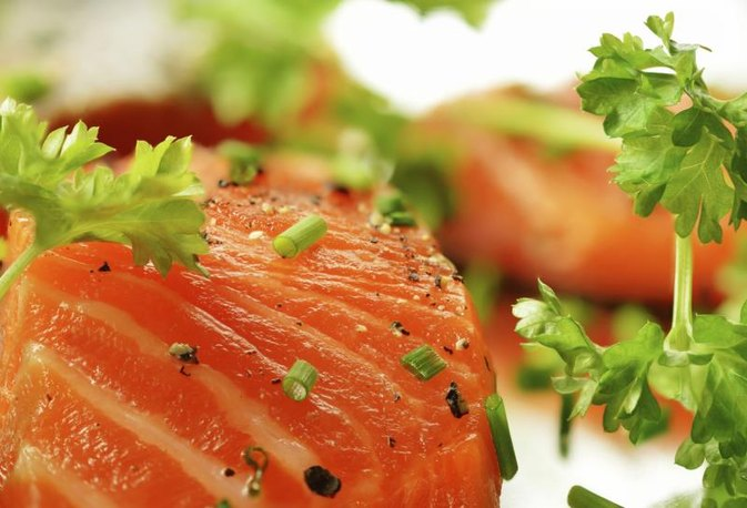 Nutrition for Canned Pink Salmon