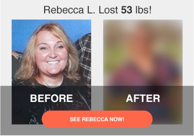 How Rebecca L. Lost 53 Pounds and Conquered Her Food Addiction