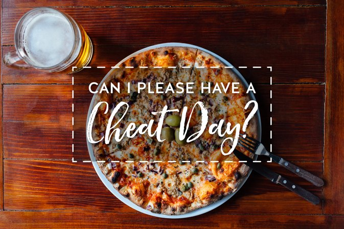 30-Day Slim Down Challenge Day 27: Plan Your Cheat Day