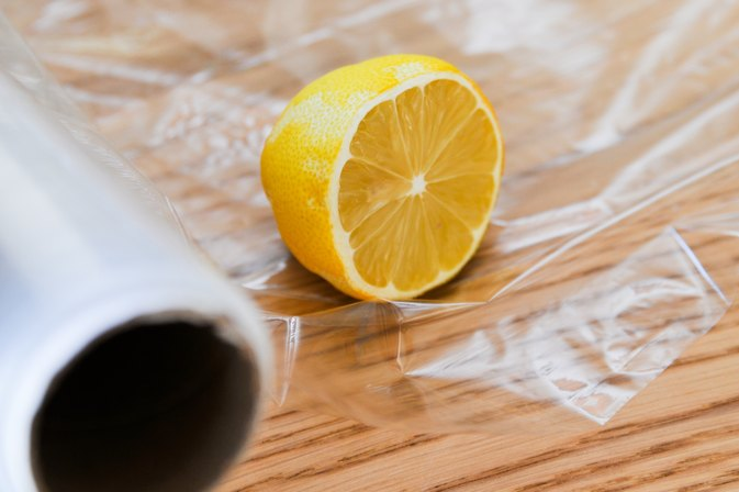 Clear Plastic Wrap & Food Safety