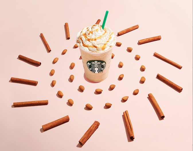 Starbucks Debuts New Dairy-Free Horchata Frappuccino