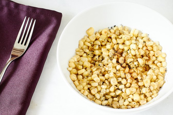 How to Make Pan-Fried Corn