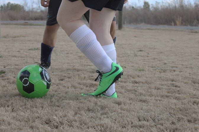 How to Lock Your Ankle in Soccer