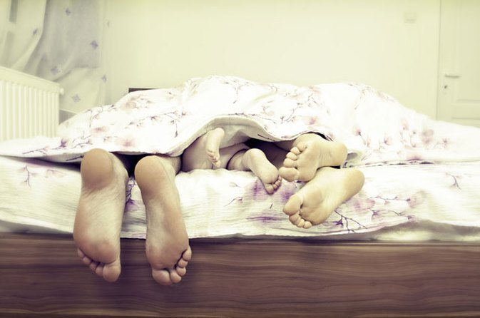 The Long-Term Effects of Co-Sleeping with Children
