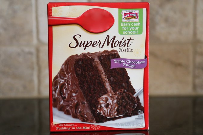Improve Box Cake Mix Cupcakes