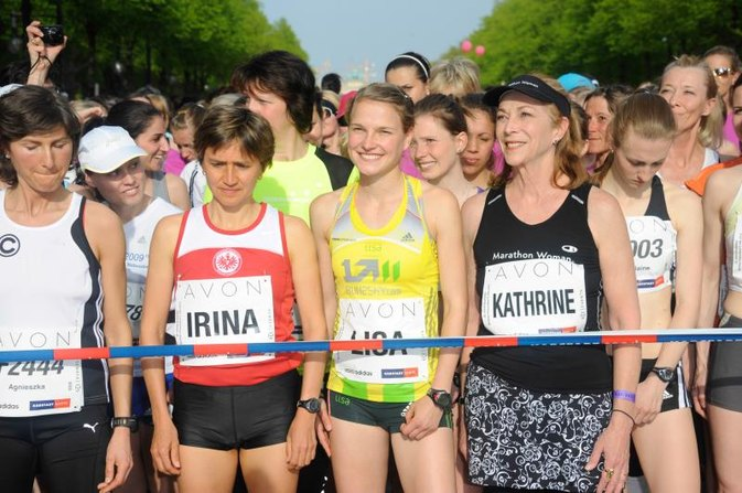 50 Years Ago Kathrine Switzer Broke a Barrier for Female Runners