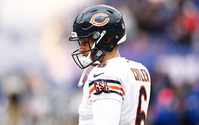 NFL Quarterback Jay Cutler Was Fat Shamed for This Picture