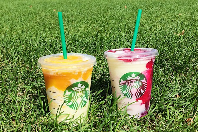 Starbucks' New Fruity Frappuccinos Are More a Dessert Than a Smoothie
