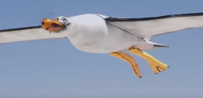 This Funny Ad With a Drone Seagull Gives Sunscreen a Bad Rep