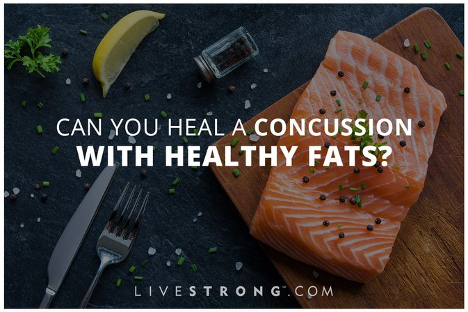 Can You Heal a Concussion With Healthy Fats?