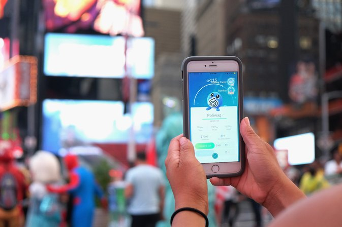 There's Now Proof Pokemon Go Is Changing People's Lives
