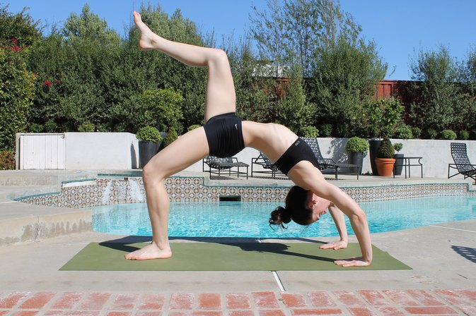 Yoga Stretches for Scoliosis Lower Back Pain