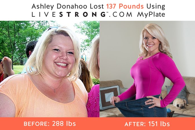 Ashley Donahoo's 9 Weight-Loss Secrets
